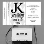 Cover:John Kriget – Drunk & Live 1995